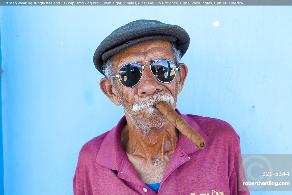 Old man wearing sunglasses and  be755ccd29c